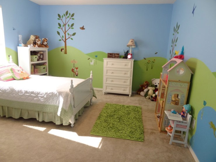2_Forest-Room-wall-mural