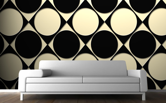 Designer Wallpaper: Concepts And Few Ideas Of Advanced Interior Design U2013  Mahoneu0027s Wallpaper Blog