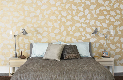 astonishing-simple-wallpaper-designs-for-bedrooms-on-bedroom-with-popular-looks-include-large-fern-leaf-prints-beech-trees-and-large-collection
