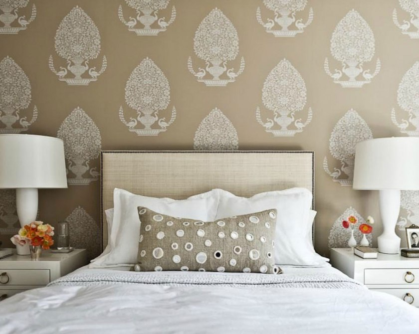 awesome-brown-bedroom-wallpaper
