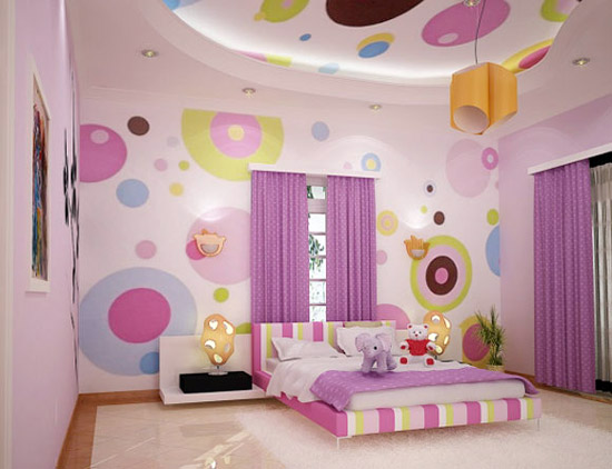 Disney-Wallpaper-for-Kids-Bedroom