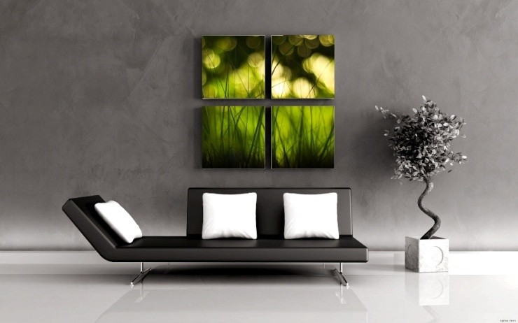 interior-wallpaper-sofa-painting