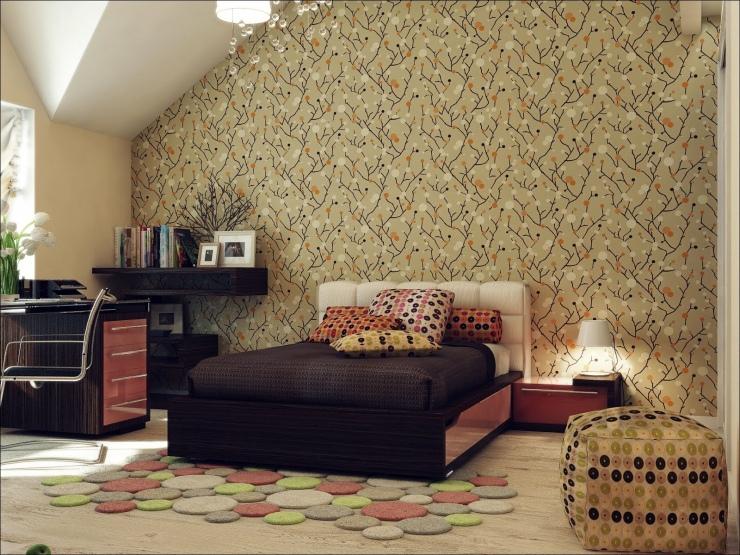 wallpaper-design-for-bedroom